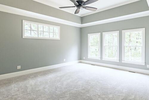19 | Cartersville GA New Single Family Custom Home Construction | The Carrigan Floor Plan