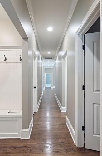 40 | Cartersville GA New Single Family Custom Home Construction | The Carrigan Floor Plan