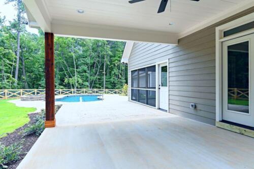 43(1) | Cartersville GA New Single Family Custom Home Construction | The Carrigan Floor Plan