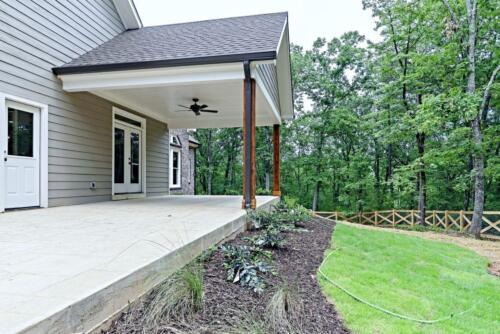 43 | Cartersville GA New Single Family Custom Home Construction | The Carrigan Floor Plan