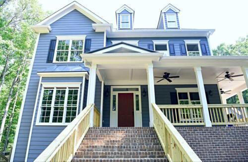03 | Cartersville GA New Single Family Custom Home Construction | The Carrigan Floor Plan