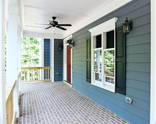 04 | Cartersville GA New Single Family Custom Home Construction | The Carrigan Floor Plan