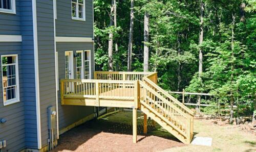 26 | Cartersville GA New Single Family Custom Home Construction | The Carrigan Floor Plan