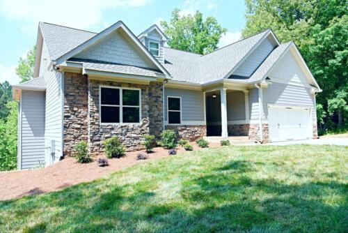 01 | Canton GA New Single Family Custom Home Construction | The Clayton Floor Plan