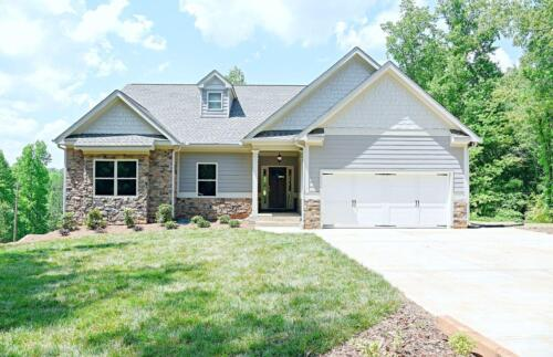 02 | Canton GA New Single Family Custom Home Construction | The Clayton Floor Plan