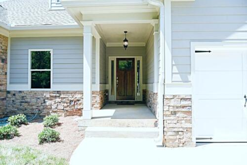 03 | Canton GA New Single Family Custom Home Construction | The Clayton Floor Plan
