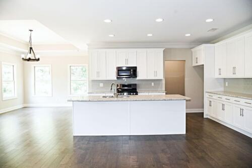 05 | Canton GA New Single Family Custom Home Construction | The Clayton Floor Plan