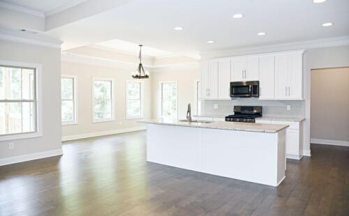 06 | Canton GA New Single Family Custom Home Construction | The Clayton Floor Plan