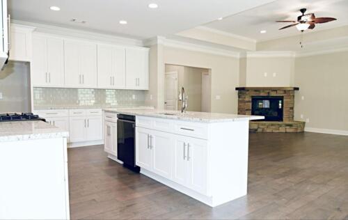 07 | Canton GA New Single Family Custom Home Construction | The Clayton Floor Plan