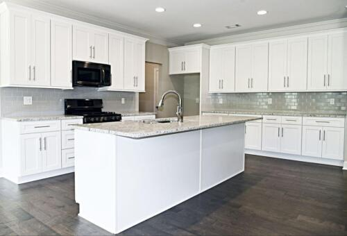 09 | Canton GA New Single Family Custom Home Construction | The Clayton Floor Plan