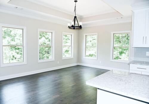 10 | Canton GA New Single Family Custom Home Construction | The Clayton Floor Plan