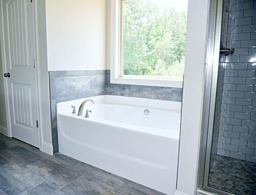 17 | Canton GA New Single Family Custom Home Construction | The Clayton Floor Plan