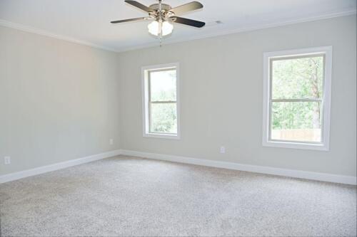 20 | Canton GA New Single Family Custom Home Construction | The Clayton Floor Plan