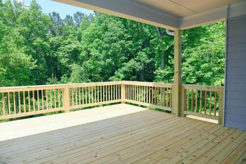 32 | Canton GA New Single Family Custom Home Construction | The Clayton Floor Plan
