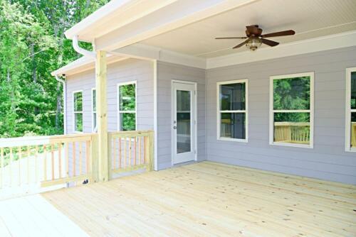 33 | Canton GA New Single Family Custom Home Construction | The Clayton Floor Plan