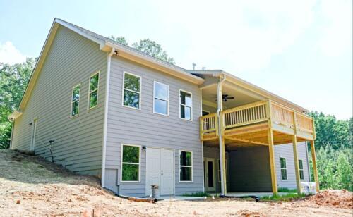 35 | Canton GA New Single Family Custom Home Construction | The Clayton Floor Plan