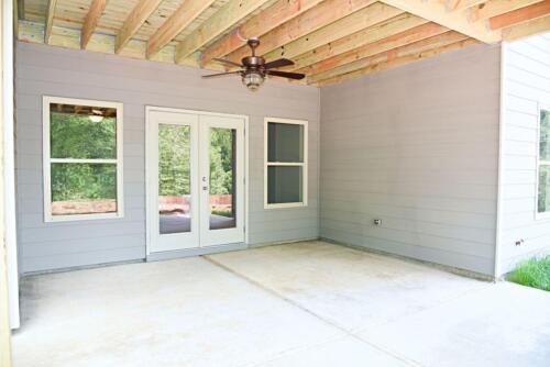 36 | Canton GA New Single Family Custom Home Construction | The Clayton Floor Plan
