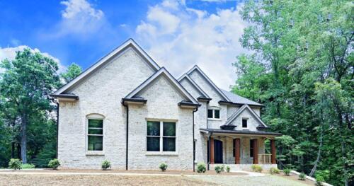 01 | Canton GA New Single Family Custom Home Construction | The David Floor Plan