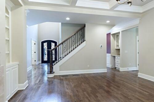 09 | Canton GA New Single Family Custom Home Construction | The David Floor Plan