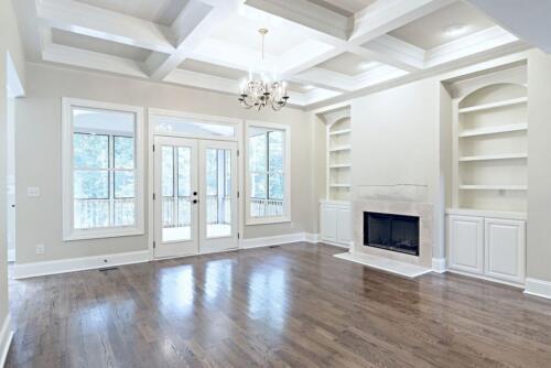 10 | Canton GA New Single Family Custom Home Construction | The David Floor Plan