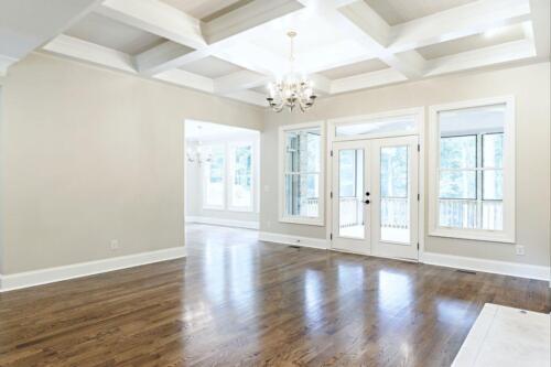 11 | Canton GA New Single Family Custom Home Construction | The David Floor Plan