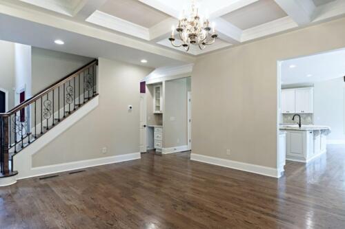 12 | Canton GA New Single Family Custom Home Construction | The David Floor Plan