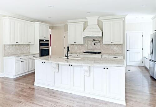 14 | Canton GA New Single Family Custom Home Construction | The David Floor Plan