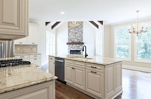 16 | Canton GA New Single Family Custom Home Construction | The David Floor Plan