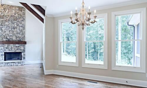 17 | Canton GA New Single Family Custom Home Construction | The David Floor Plan