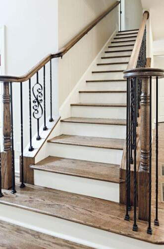 20 | Canton GA New Single Family Custom Home Construction | The David Floor Plan
