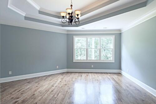 21 | Canton GA New Single Family Custom Home Construction | The David Floor Plan
