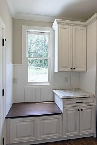 28 | Canton GA New Single Family Custom Home Construction | The David Floor Plan