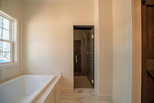Ball Ground GA New Single Family Custom Home Construction | The Livingston Floor Plan | Cherokee County