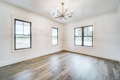 Canton GA New Single Family Custom Home Construction | The Marshall Floor Plan in Cherokee County