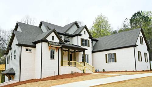 02 | Cartersville GA New Single Family Custom Home Construction | The McCoy Floor Plan