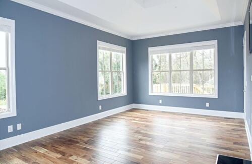 08 | Cartersville GA New Single Family Custom Home Construction | The McCoy Floor Plan