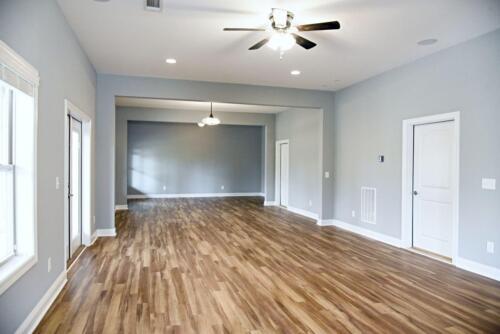 20 | Cartersville GA New Single Family Custom Home Construction | The McCoy Floor Plan