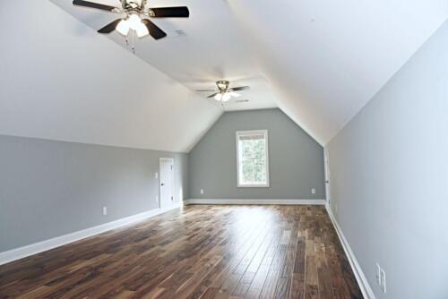 25 | Cartersville GA New Single Family Custom Home Construction | The McCoy Floor Plan