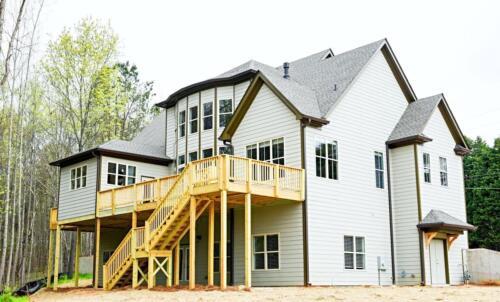 27 | Cartersville GA New Single Family Custom Home Construction | The McCoy Floor Plan