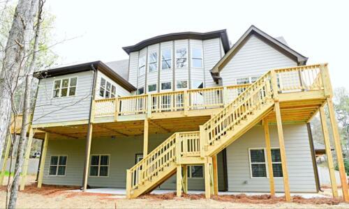 28 | Cartersville GA New Single Family Custom Home Construction | The McCoy Floor Plan