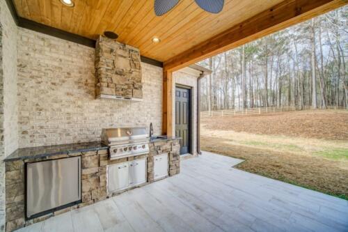 Cartersville Georgia Home Builder | Custom Home Builder Cartersville Georgia | The Nolan Floor Plan