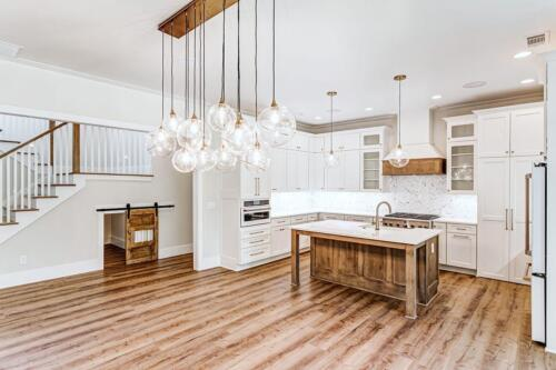 Marietta GA New Single Family Custom Home Construction | The Regan Plan in Cobb County GA