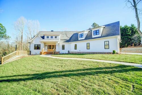 Holly Springs GA New Single Family Custom Home Construction | The Wall Floor Plan