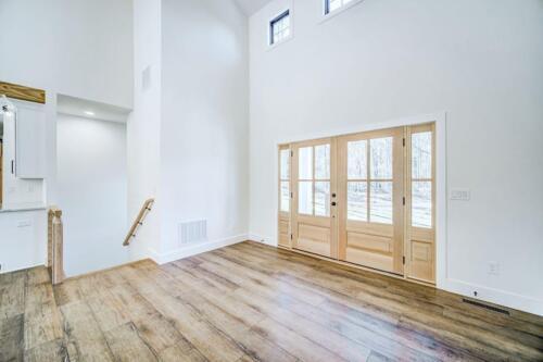 03 | Holly Springs GA New Single Family Custom Home Construction | The Wall Floor Plan