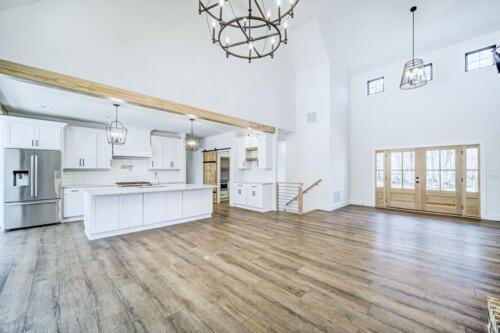 05 | Holly Springs GA New Single Family Custom Home Construction | The Wall Floor Plan