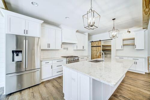07 | Holly Springs GA New Single Family Custom Home Construction | The Wall Floor Plan