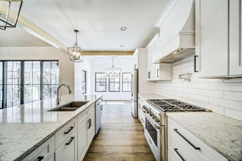 08 | Holly Springs GA New Single Family Custom Home Construction | The Wall Floor Plan