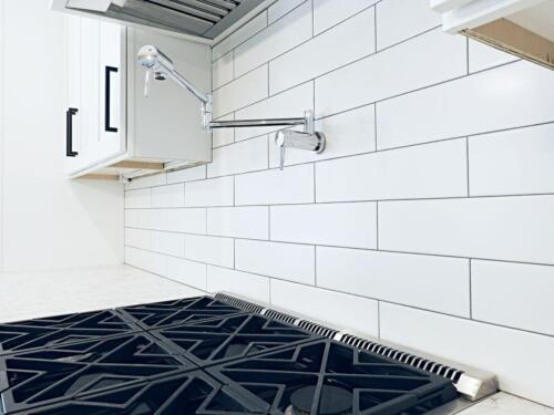 09 | Holly Springs GA New Single Family Custom Home Construction | The Wall Floor Plan