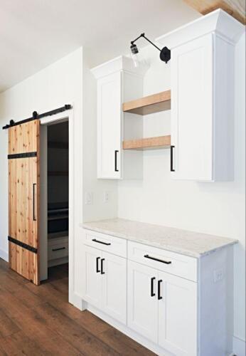 11 | Holly Springs GA New Single Family Custom Home Construction | The Wall Floor Plan