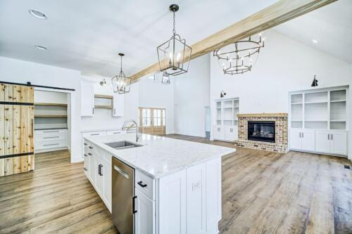 13 | Holly Springs GA New Single Family Custom Home Construction | The Wall Floor Plan